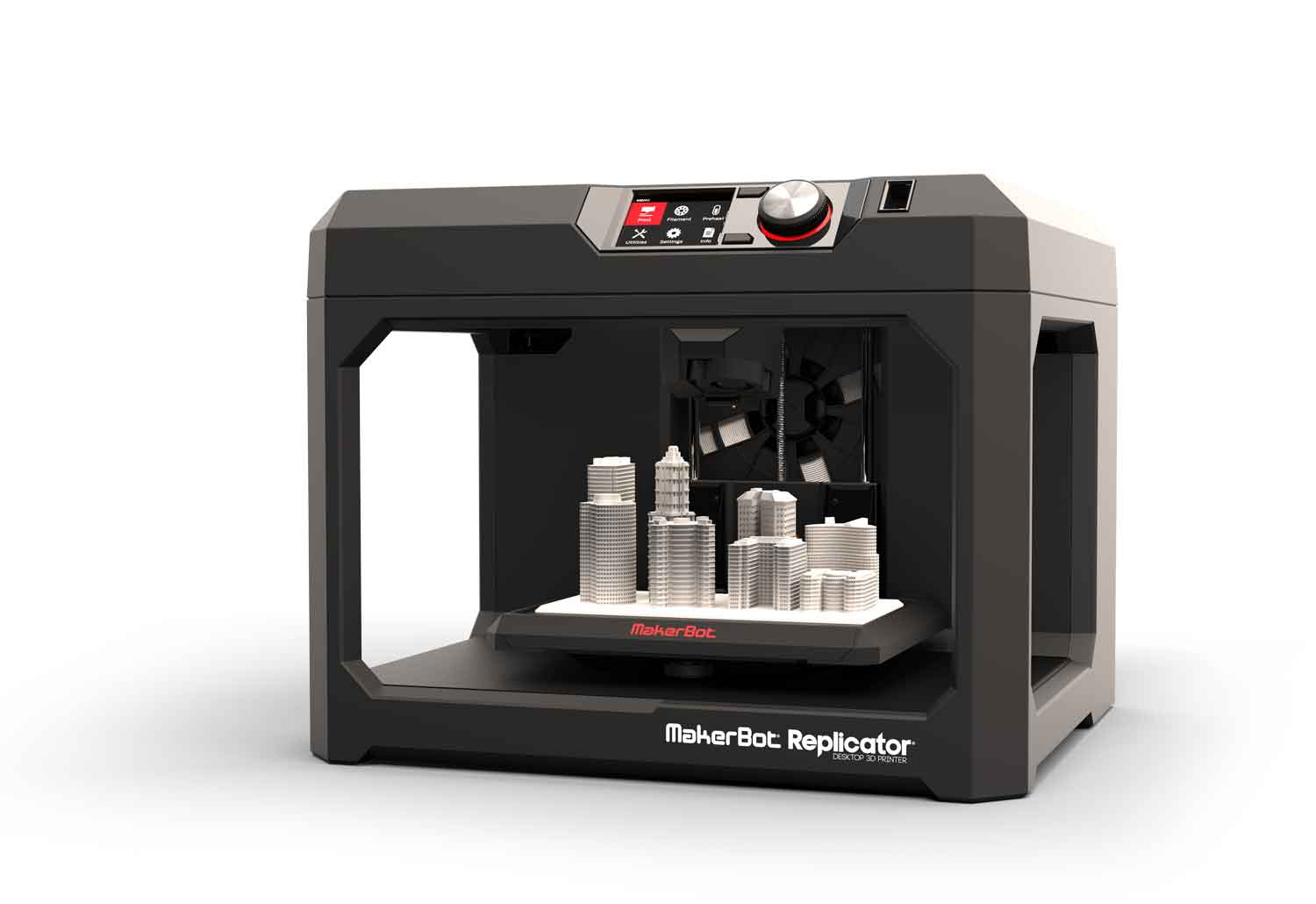 3D 프린터(Makerbot Replicator)